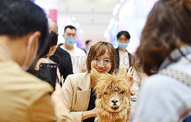 CHINA-HENAN-ZHENGZHOU-Pet Expo (CN)