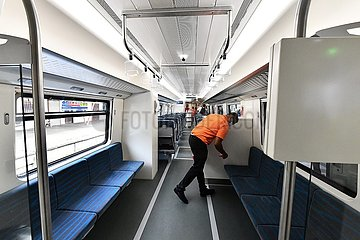 MALAYSIA-KOTA BHARU-DMU TRAIN-OPERATION