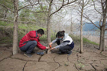 (EyesonSci)CHINA-CHONGQING-THREE GORGES-ENVIRONMENT-RESEARCH (CN)