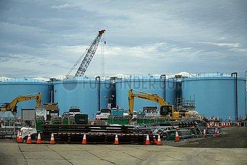 JAPAN-FUKUSHIMA CONTAMINATED WATER-DISCHARGE