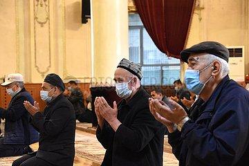 CHINA-XINJIANG-URUMQI-MUSLIMEN-RAMADAN (CN)
