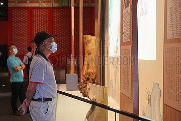 CHINA-HAINAN-Südchinameer-Museum PALASTES Museum Sammlung (CN)