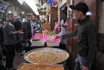 LEBANON-TRIPOLI-RAMADAN