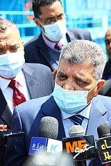 ÄGYPTEN-ISMAILIA-SCA-CHINA-ZUSAMMENARBEIT-TUGBOAT
