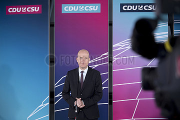 CDU/CSU-Fraktion - Ralph Brinkhaus