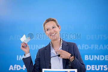 Alice Weidel  AfD-Fraktion