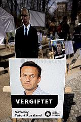 Alexei Navalny  Putin-Protest