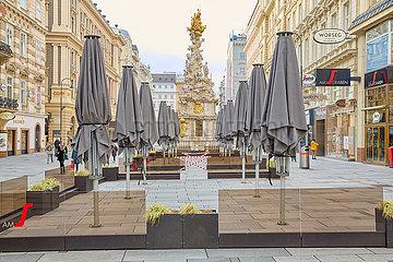 AUSTRIA-VIENNA-COVID-19-LOCKDOWN-EXTENSION