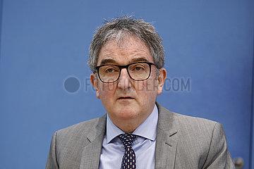 Bundespressekonferenz zum Thema: Aktuelle Corona-Lage