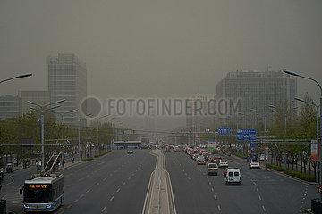 CHINA-BEIJING-WEATHER (CN)