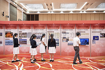 CHINA-MACAO-NATIONAL SECURITY EDUCATION-EXHIBITION (CN)