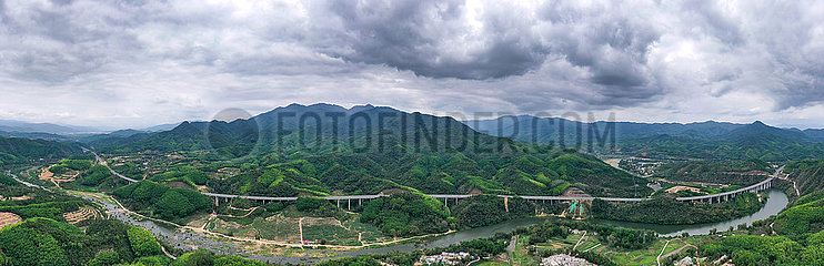 CHINA-HAINAN-EXPRESSWAY-ANTENNE ANSICHTEN (CN)