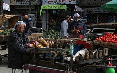 AFGHANISTAN-KABUL-U.S. TROOP WITHDRAWAL-CHAOS
