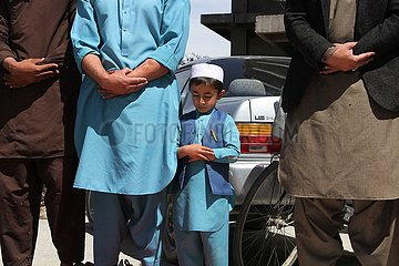 AFGHANISTAN-Ghazni-RAMADAN