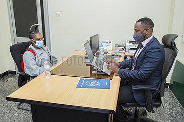 Rwanda-KIGALI-GENOCIDE SUSPECT-DEPORTATION