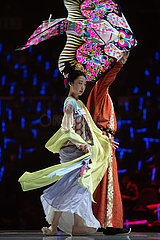 CHINA-MACAO-TRADITIONAL COSTUME (CN)