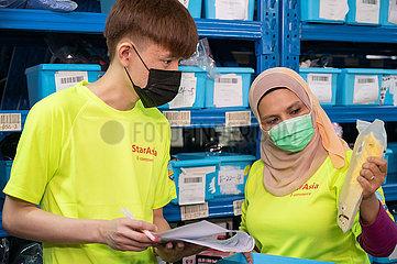 MALAYSIA-SUBANG JAYA-COVID-19-E-COMMERCE