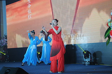 VIETNAM-HANOI-JUGEND TALENT-CONTEST