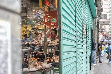 BRAZIL-SAO PAULO-BUSINESS RESUMED