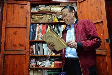 CHINA-SICHUAN-CHENGDU-SCIENTIFIC MALER DER CUTIES CHINA-SICHUAN-CHENGDU-SCIENTIFIC MALER DER CUTIES