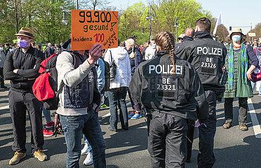 Demonstrantion