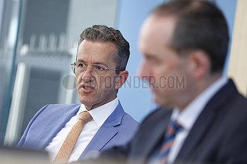 Bundespressekonferenz zum Thema: Freie Waehler: Verfassungsbeschwerde gegen das Infektionsschutzgesetz