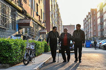 CHINA-SHANXI-COAL MINERS-Familienanamnese (CN)