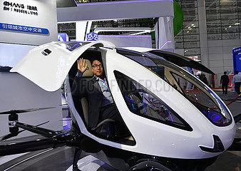 Xinhua Schlagzeilen: Digital Transformation Sporne Chinas qualitatives Wachstum