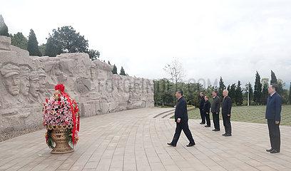 CHINA-GUANGXI-XI jinping-Inspektion (CN) CHINA-GUANGXI-XI jinping-Inspektion (CN) CHINA-GUANGXI-XI jinping-Inspektion (CN)