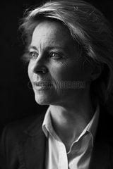 German Labour and Social Affairs Minister Ursula von der Leyen