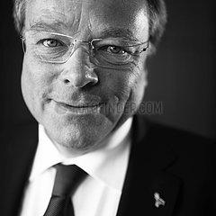 German Development Minister Dirk Niebel