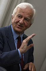 Richard von Weizaecker speaks about the 60th anniversary of D Day.