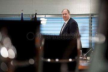 Helge Braun  Kabinett