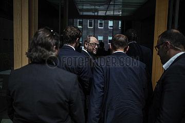 Schulz on coalition policys
