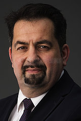 Aiman Mazyek  Chairman of the Central Council of Muslims in Germany