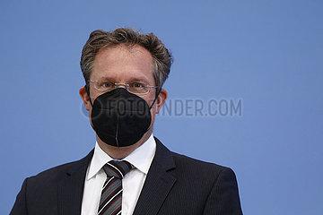 Bundespressekonferenz zumThema: FDP: Verfassungsbeschwerde gegen das Infektionsschutzgesetz