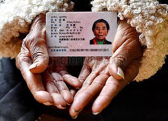 (InTibet) CHINA-TIBET-FORMER SERF-NEW LIFE-LHACHOK (CN) (InTibet) CHINA-TIBET-FORMER SERF-NEW LIFE-LHACHOK (CN)