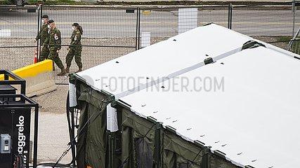 KANADA-ONTARIO-TORONTO-COVID-19-Militärhilfe