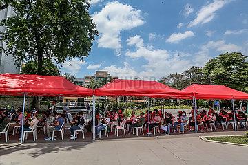 PHILIPPINEN-MANILA-COVID-19-IMPFUNG