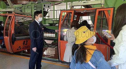 Xinhua Schlagzeilen: Chinesischer Arbeiter Wert Engagement  handwerkliches Können in Modernisierung