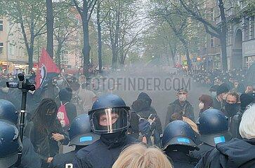 1. Mai 2021 in Berlin