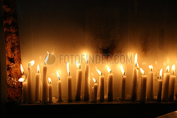 ISRAEL-Berg Meron-STAMPEDE-MOURNING
