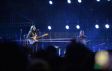 CHINA-PEKING ERDBEERE MUSIC Festival (CN)