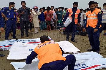 BANGLADESH-Madaripur-BOOT-UNFALL