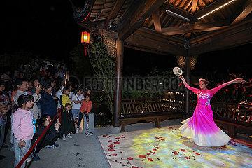 CHINA-ZHEJIANG-jiande-NIGHT LIFE (CN)