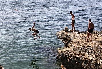 LIBANON-BEIRUT-ALLTAG