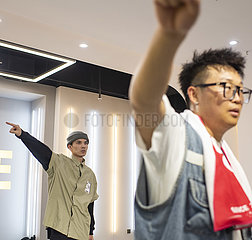 (FOCUS) CHINA-XINJIANG-GENERATION Z-STREET DANCE TEACHER (CN)
