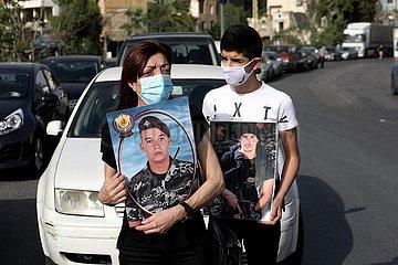 LEBANON-BEIRUT-BLAST VICTIMS-FAMILIES