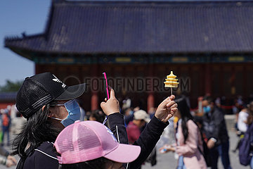 CHINA-LABOR DAY HOLIDAY-TOURISM (CN)