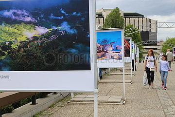 BULGARIA-SOFIA-PHOTO EXHIBITION-CHINA-POVERTY ALLEVIATION